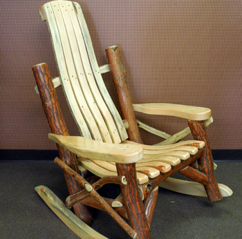 Zimmermans Country Furniture Rockers & Gliders