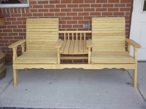 Handcrafted Wooden Outdoor Furniture Zimmermans Country