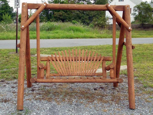 handcrafted wooden outdoor furniture zimmermans country furniture